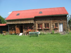 Boglárka Vendégház_Gyimesközéplok