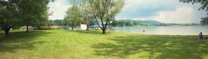 Palatinus-tó, Dorog