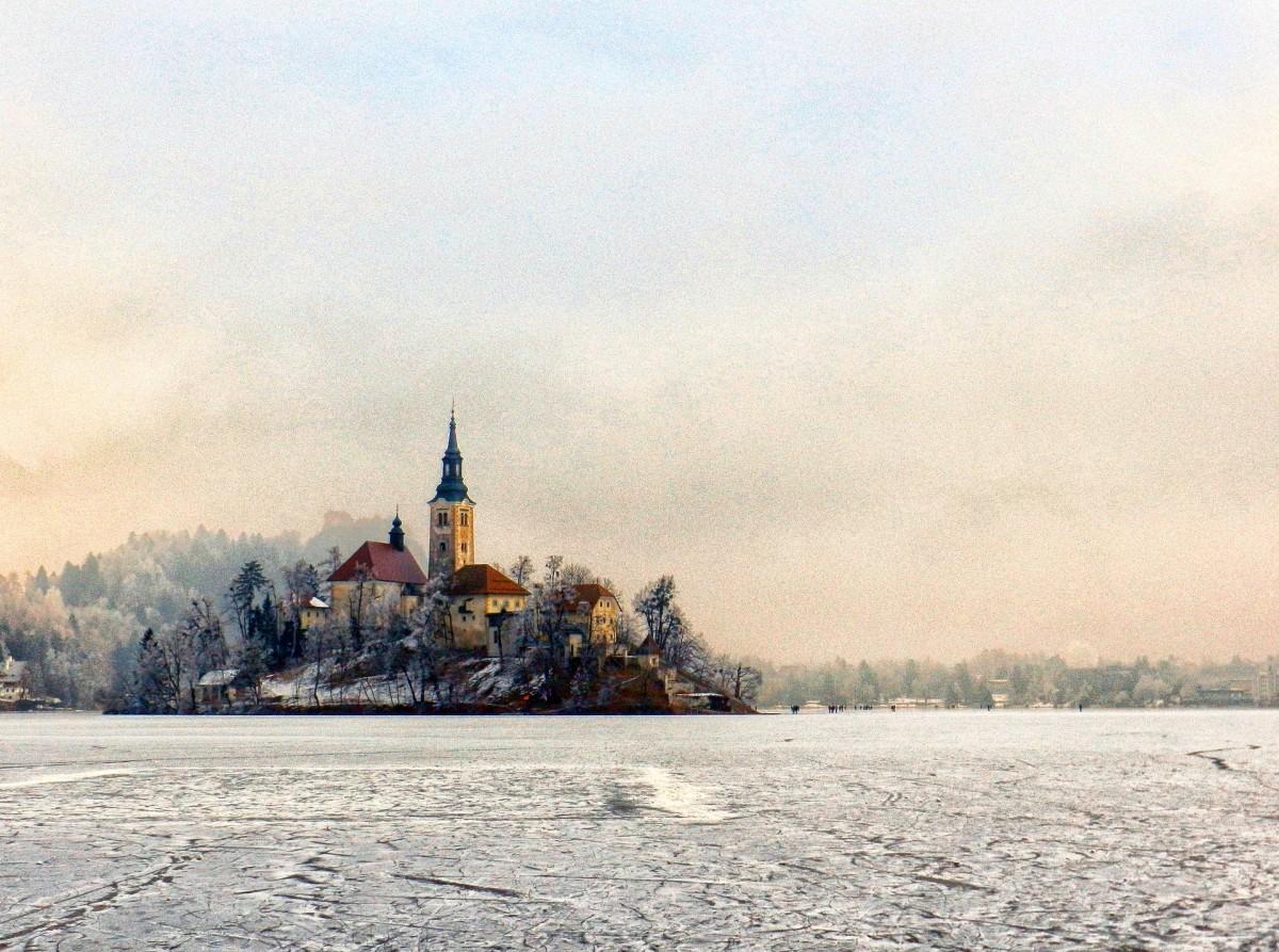 Bled télen