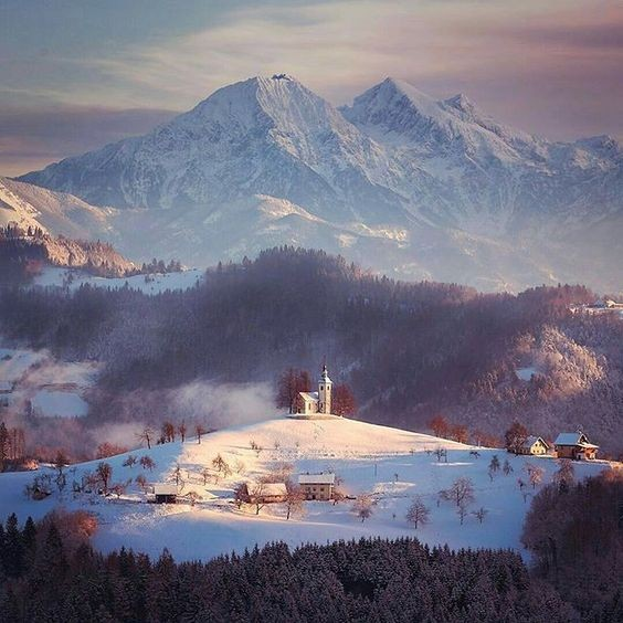 Szlovénia, Szent Tamás templom