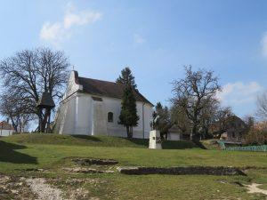 Nagyvázsony, evangélikus templom