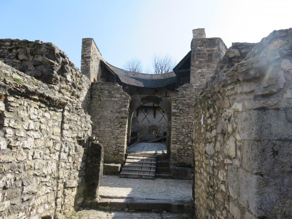 nagyvázsonyi vár