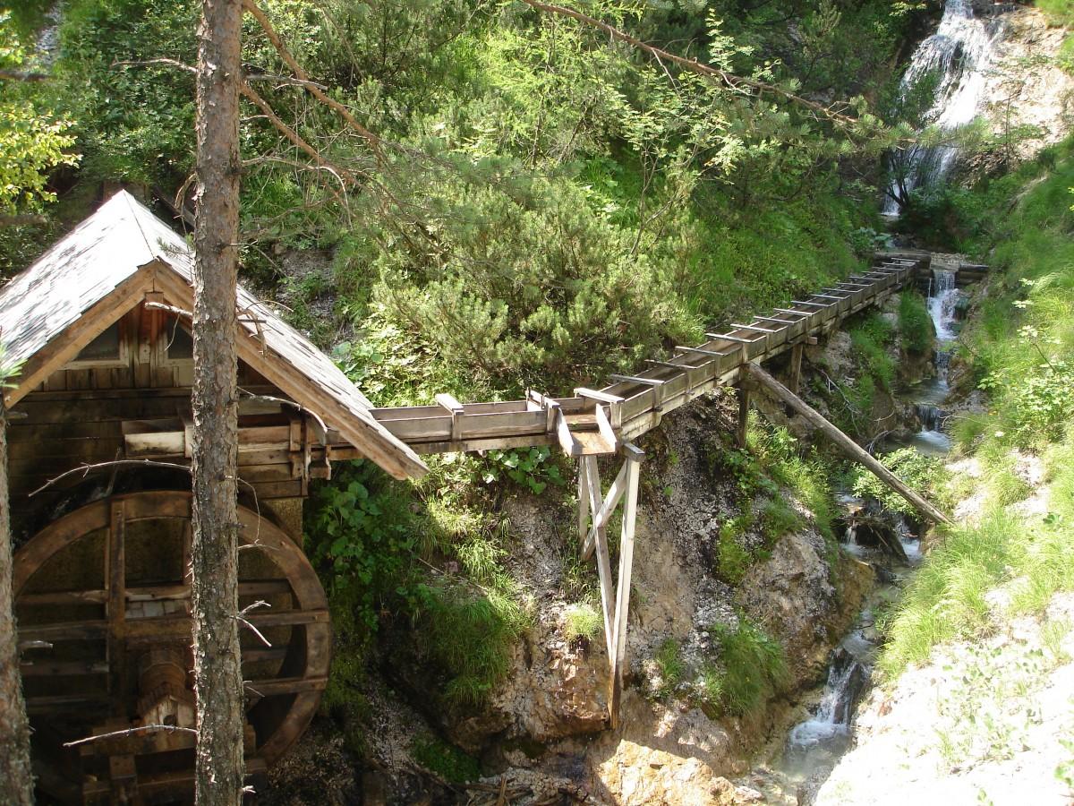 Ötschergräben, osztrák grand Canyon