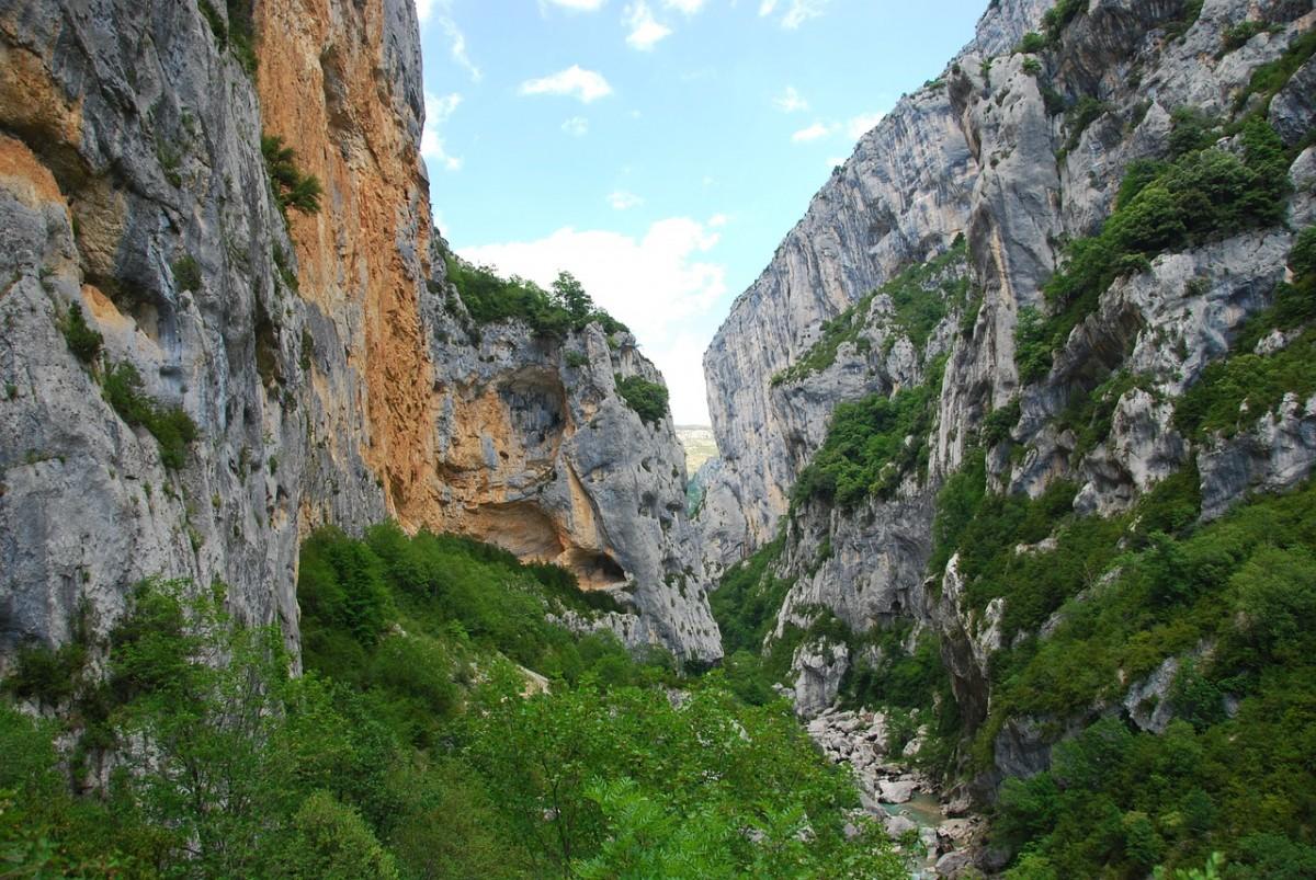 Verdon-kanyon